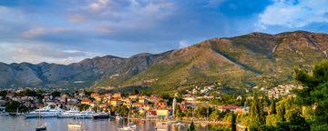 塞拉耶佛到Dubrovnik Central