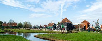 科克 (ORK)到阿姆斯特丹史基浦機場 (AMS)