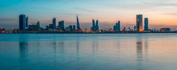拉纳卡 (LCA)到Manama Airport (BAH)