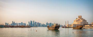 马尼拉 (MNL)到Doha Airport (DOH)
