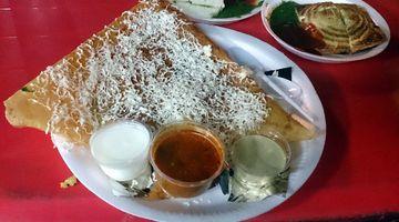 Cheese Dosa @ Manek Chowk, Ahmedabad