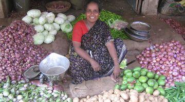 Vegetable Market, Melur