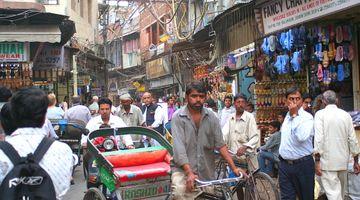 Hindu Quarter; Old Delhi