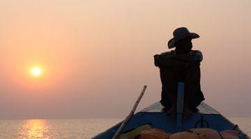 Go Fisherman go - Gokarna India 2011
