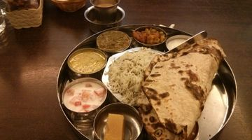 South Indian Food, Malaysia