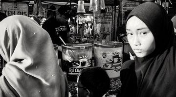 Street market, Cameron Highlands, Malaysia