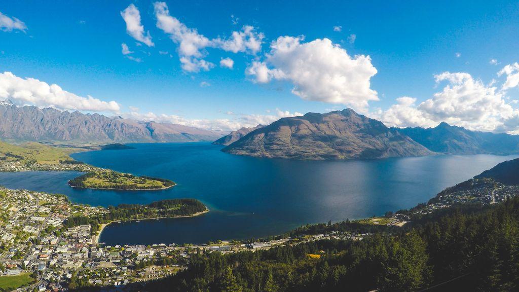 Wellington to Christchurch