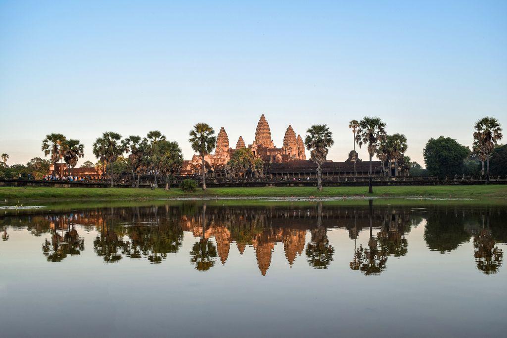 Busse von Siem Reap nach Phnom Penh
