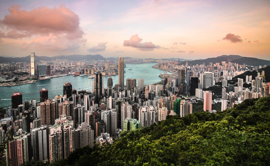 Macau to China Kowloon Terminal