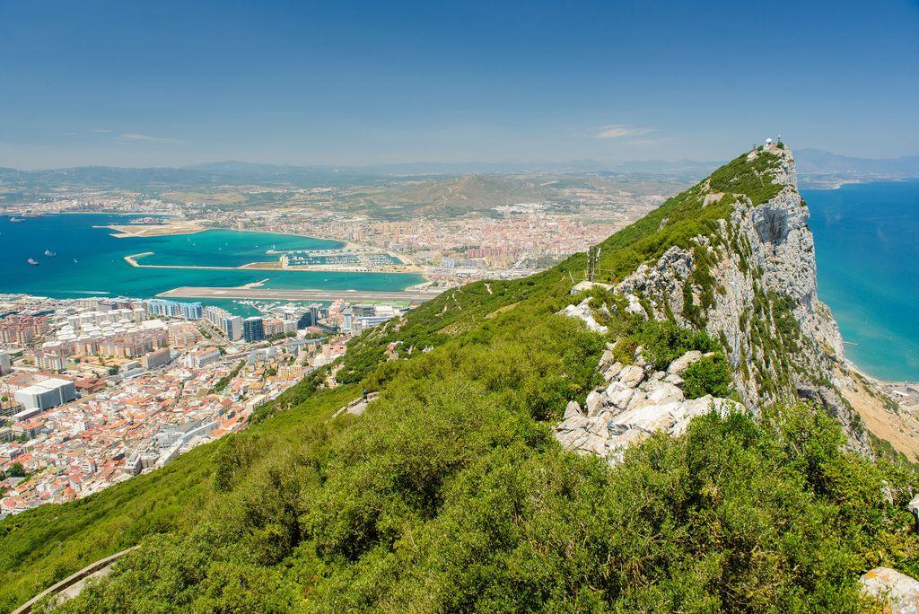 Barcelona nach Gibraltar